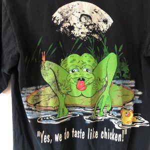 Anvil Tops - Froggy's tee